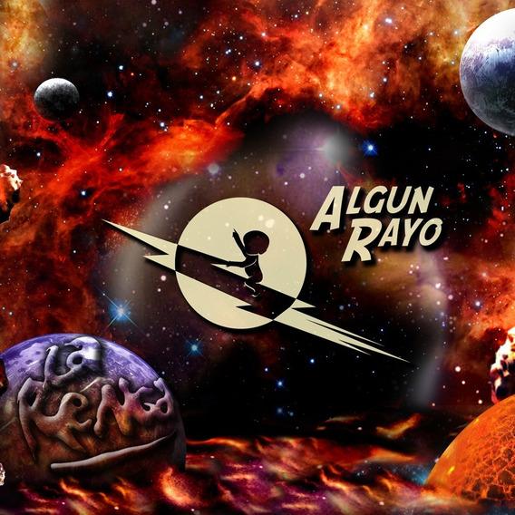 La Renga Algun Rayo Cd Nuevo Holograma