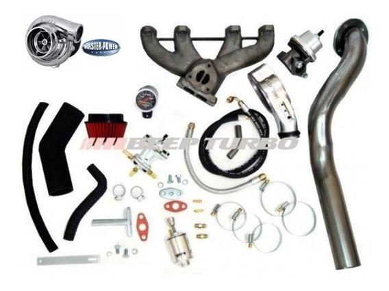 Kit Turbo Vw Ap Pulsativo P/ Cima No Farol Carburado 1.8 2.0