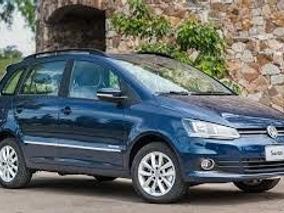Volkswagen Suran 1.6 Financiada En Salta #at2