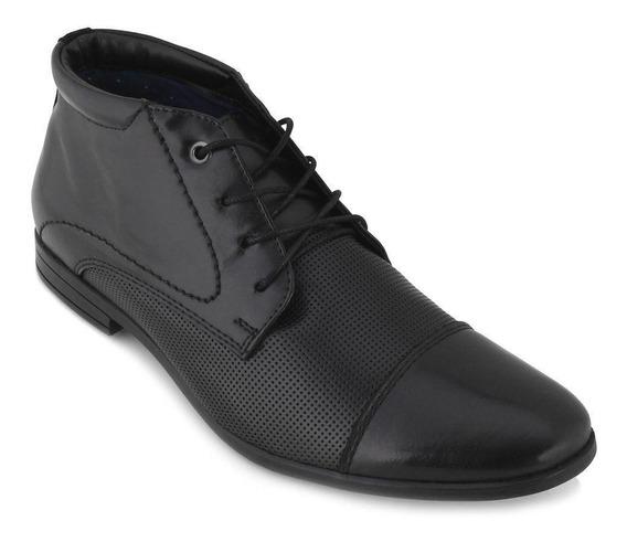 Sapato Mariner Couro Ma18-28805