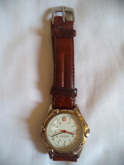 Relógio De Pulso Marca Wenger S.a.k Design