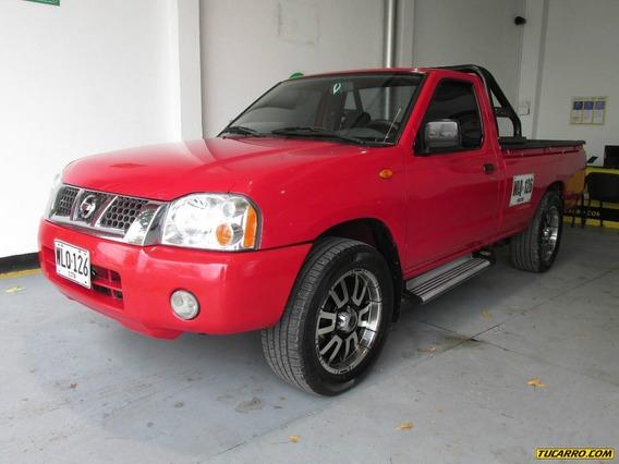 Nissan Frontier D-22 Np300