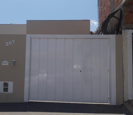 Casa Para Venda, 2 Dormitórios, Jardim Monte Mor - Botucatu - 909