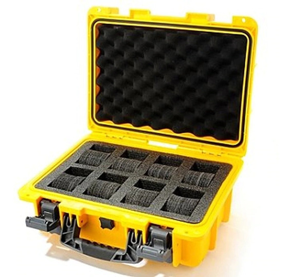 Case / Box / Caixa Para 8 Relógios Masculinos, Femininos, Smartwatch Da Marca Invicta.