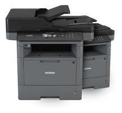 Impressora Brother L5652 Com 85mil Cópias
