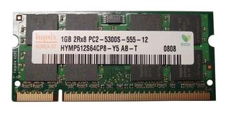Memoria Ram Hynix 1gb-ddr2 2rx8 Pc2-5300s
