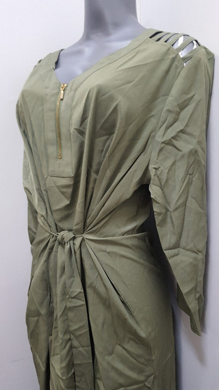 Vestidos Cortos Charming Charlie Green - Talla Xl