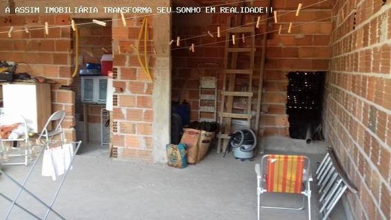 Casa Para Venda Em Volta Redonda, Vila Rica, 2 Dormitórios, 1 Suíte, 2 Banheiros, 1 Vaga - C165