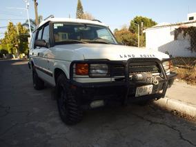 Land Rover Discovery 1998 V8 7 Pasajeros Mt