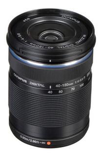 Lente Olympus Ed 40-150mm F/4-5.6 R Negro