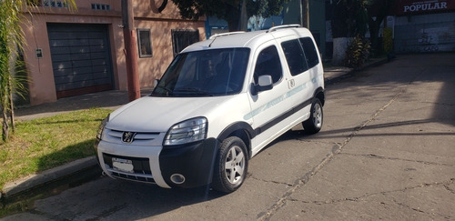 Peugeot Partner 2013 1.6 Vtc Plus Nafta