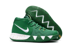 Tenis Nike Kyrie 4 Celticks Original Leia O Anúncio
