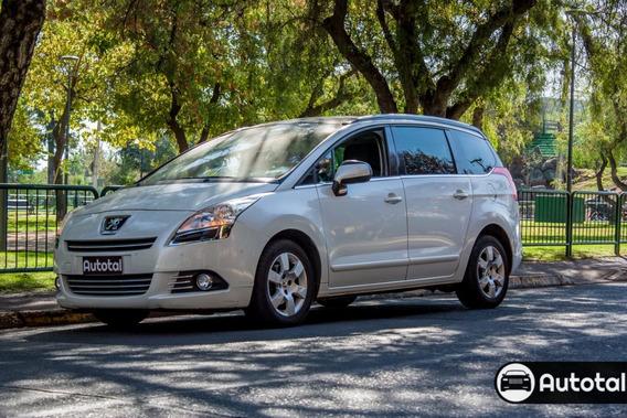 Peugeot 5008 1.6 E-hdi 112hp Family 2014 2014