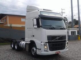 Volvo Fh12 460 Globetrotter 6x2 (e5) Branco