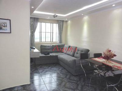 Apartamento Residencial À Venda, Cidade Satélite Santa Bárbara, São Paulo. - Ap0866