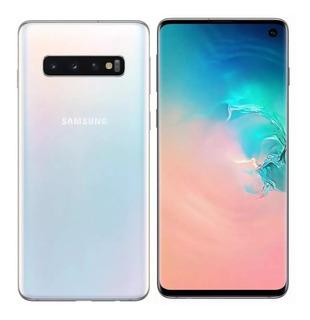Celular Samsung Galaxy S10 128gb Blanco Exhibicion