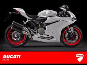Ducati Panigale 959 White 2017 0km