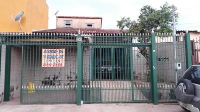 Vendo Casa Localizada Na Cidade Novo Gama Go