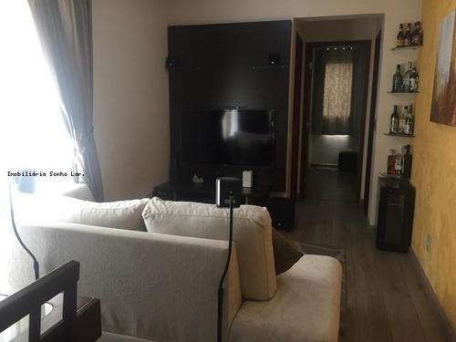 Apartamento Para Venda Em Osasco, Bussocaba, 2 Dormitórios, 1 Banheiro, 1 Vaga - 8239_2-714436