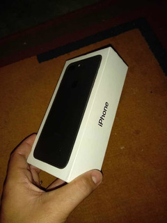 Celular iPhone 7 Plus Preto 32 Gb