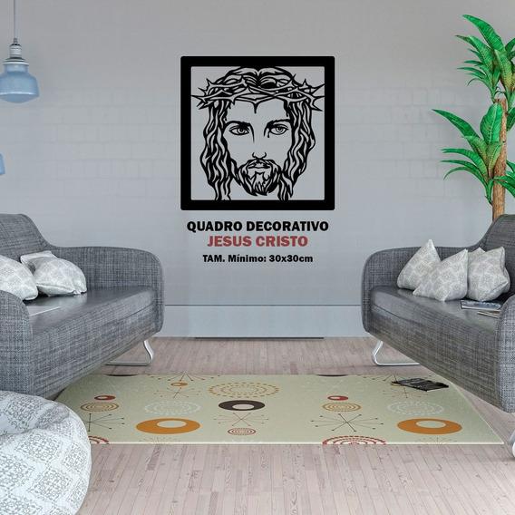 Quadro Decorativo Jesus Cristo