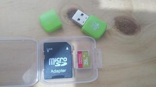 Micro Sd De 256 Gb Gigastone
