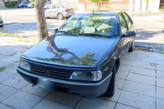 Peugeot 405 Gld Diesel Implecable - El Mejor Publicado