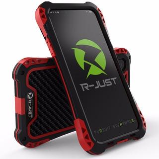 Capa Case Proteção Anti Impacto R-just Amira iPhone X 10 5.8