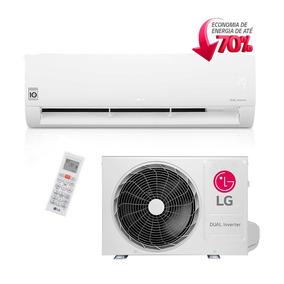 Ar Condicionado Split Lg Dual Inverter 18000 Btus Quente E F