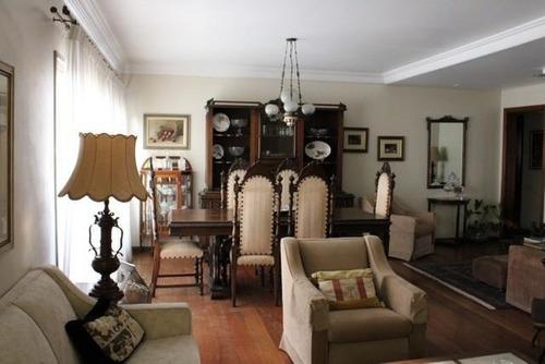 Apartamento Com 3 Dormitórios À Venda, 166 M² Por R$ 740.000,00 - Vila Assunção - Santo André/sp - Ap6116