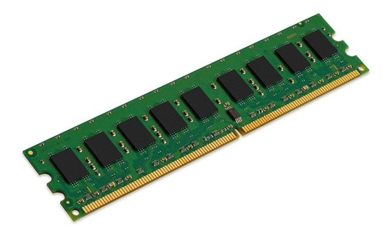 Memoria Ram Kingston Kth-xw4300e/1g 1gb Pc2-5300 Ddr2 667mhz