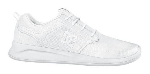 Tenis Casual Dc Shoes 53bk Id 178422 Blanco Para Dama