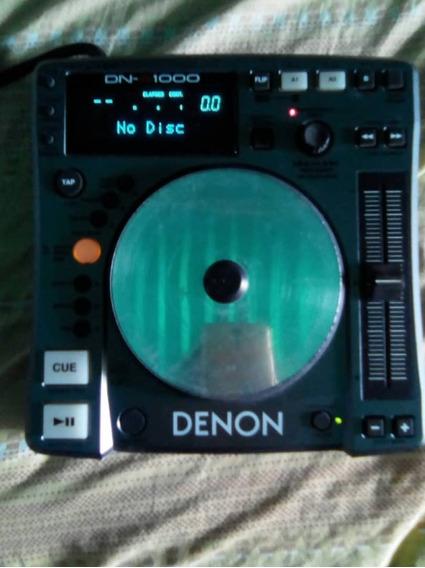 Cd Player Denon 1000