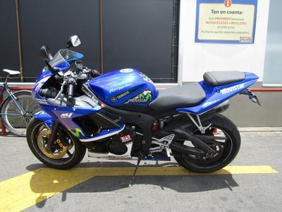 Yamaha Yzfr6 Yzf R6