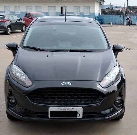 Ford New Fiesta 1.0 Ecoboost Gasolina Sel Style
