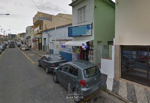 Casa Comercial Residencial Centro Bragança Paulist - Ca0144-1