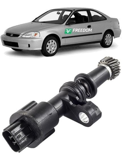 Sensor Velocidade Honda Civic Automático Ano 96 97 98 99 00