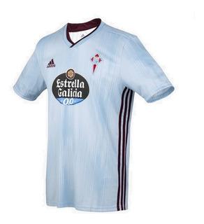Camisa Celta De Vigo 19/20 Unif. 1 - Pronta Entrega