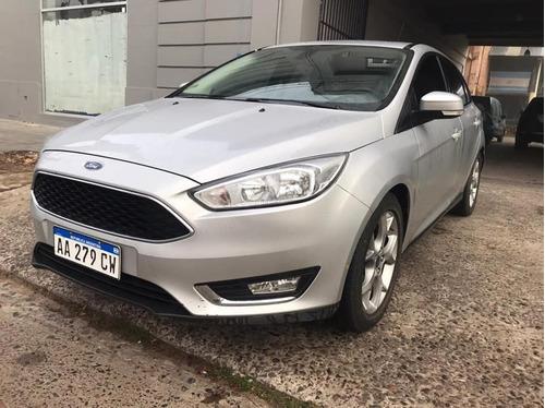 Imagen 1 de 15 de Ford Focus 2.0 Se Plus Automatico 2016 81000km