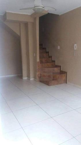 Imagem 1 de 12 de Casa Duplex - Ca0417