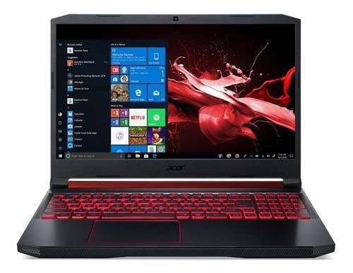 Imagen 1 de 9 de Portatil Acer Nitro5 55mx Ci5 W10 512ssd 12gb Gtx1650 4gb