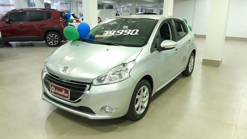Peugeot 208 1.6 Active Pack 16v Flex 4p Automático