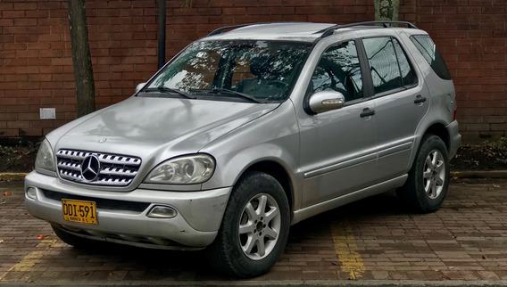 Mercedes Benz Ml 320 2003