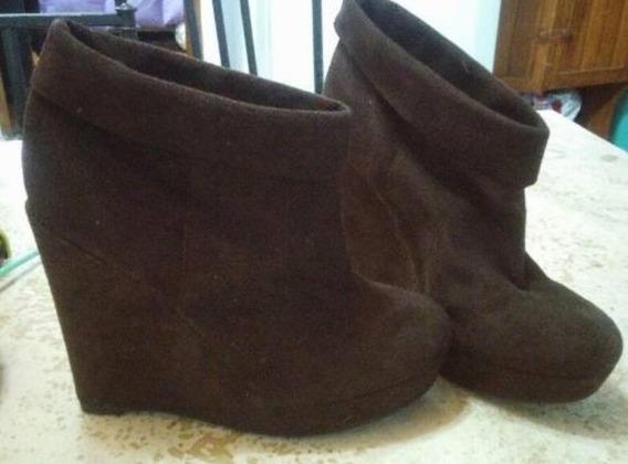 Zapato Forever21 Gamusado Nuevo