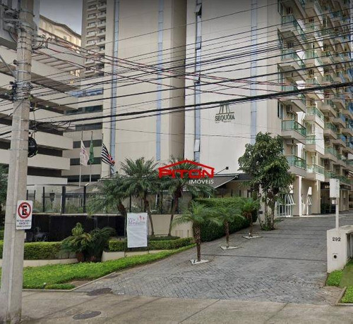 Flat Com 1 Dormitório À Venda, 57 M² Por R$ 550.000,00 - Alphaville Industrial - Barueri/sp - Fl0003