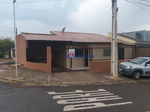Casa À Venda, 120 M² Por R$ 220.000,00 - Jardim Império Do Sol - Londrina/pr - Ca0974
