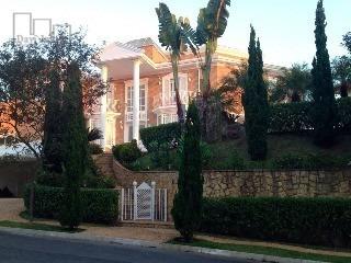 Casa À Venda, 467 M² Por R$ 3.400.000,00 - Condomínio Lago Da Boa Vista - Sorocaba/sp - Ca1017