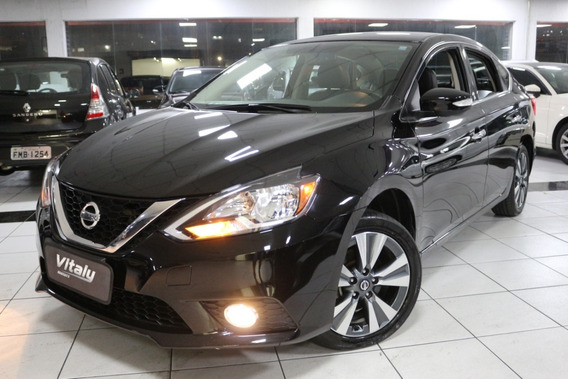 Nissan Sentra Sv Aut 2.0 Flex 2018 !!!!