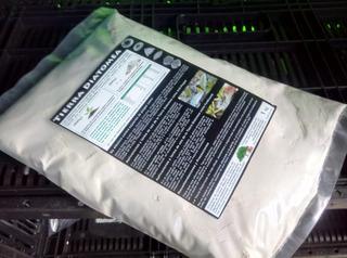 3 Kl Tierra Diatomea Fertilizante Y Plaguicida Orgánico