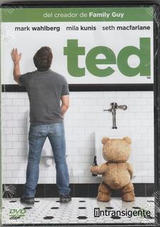 Ted - Mark Wahlberg Mila Kunis (pelicula Dvd Nuevo)